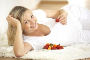 schwangere frau fruchtbare Tage